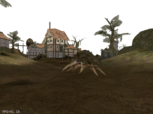 The Crystal Scrolls - an Open Source Morrowind engine